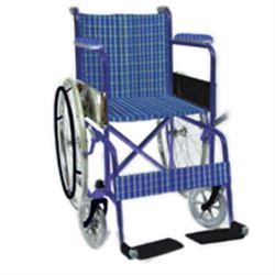 SEDIA A ROTELLE / CARROZZINA PIEGHEVOLE PER ADULTI - disabili e anziani