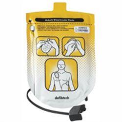 PIASTRE MONOUSO ADULTO PER DEFIBTECH LIFELINE AED