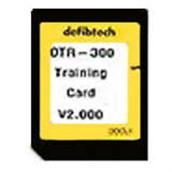 SOFTWARE CARD PER DEFIBRILLATORE SEMIAUTOMATICO LIFELINE AED - TRAINER