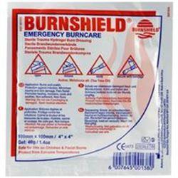 Burnshield GARZA PER BRUCIATUE SCOTTATURE cm 10x10