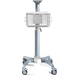 CARRELLO REGOLABILE IN ALTEZZA da 73 a 113cm - per monitor Vital Sign