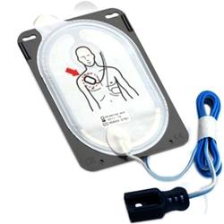 ELETTRODI / PLACCHE MONOUSO ADULTI ORIGINALI - per defibrillatore PHILIPS FR3