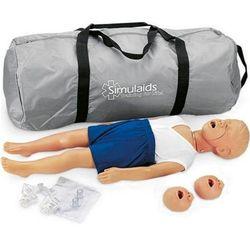 MANICHINO PEDIATRICO KYLE 3 ANNI PER RIANIMAZIONE CPR