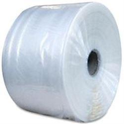 BOBINA FILM TUBOLARE in polietilene trasparente - spessore 50 micron - bobina 500mx35cm