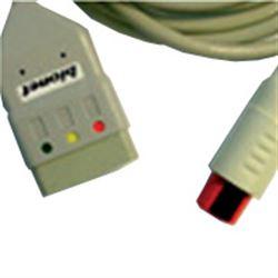 CAVO PAZIENTE ECG 3 DERIVAZIONI - per monitor BM3-BM5