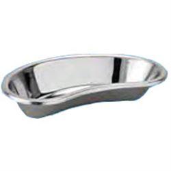 BACINELLA RENIFORME AUTOCLAVABILE in acciaio inox - 309x149x59mm - capacità 1500ml - spessore di 0,5mm