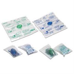 MASCHERINA RIANIMAZIONE VENTO - per bocca a bocca - in confezione polybag