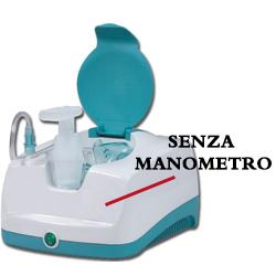 AEROSOL A PISTONE SENZA MANOMETRO PROFESSIONALE - 220V - rumorosità 57db - 0,5ml/min
