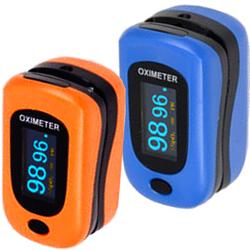 SATURIMETRO OXY-4 - blu o arancione