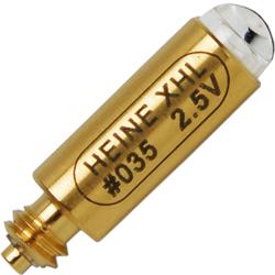 LAMPADINA HEINE 035 2.5V - per laringoscopi F.O.