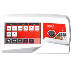 APPARECCHIO UTC2 - ULTRASUONI + ELETTROTERAPIA - 2 canali - display touchscreen