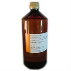 OLIO DI VASELINA PURO - paraffina liquida per massaggi - flacone 1lt