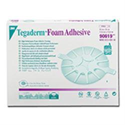 TEGADERM™ 3M FOAM - 14x14 cm - adesivo per gomito/tallone - conf. 5pz