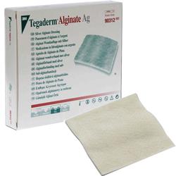 TEGADERM™ 3M ALGINATE AG - 10x10 cm - Argento - conf.10pz