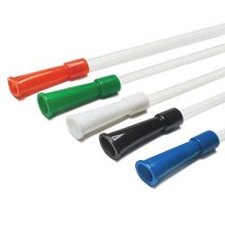 CATETERE VESCICALE A 2 VIE FEMMINILE NELATON - sterile - 18cm - varie misure - conf.100pz