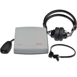 AUDIOMETRO ELETTRONICO PICCOLO BASIC PORTATILE per pc / iPad - aerea + mascheramento