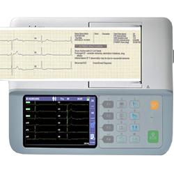 ELETTROCARDIOGRAFO ECG MINDRAY BENEHEART R3 - 12 DERIVAZIONI - 3 canali - display a colori