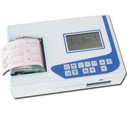 ELETTROCARDIOGRAFO ECG CARDIO 1M - 12 DERIVAZIONI - 1/3 canali - con display e batteria ricaricabile