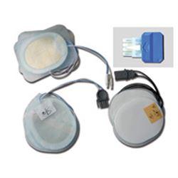 ELETTRODI / PIASTRE ADULTO - per defibrillatori ESAOTE/SCHILLER
