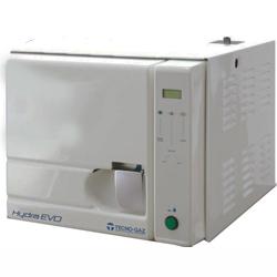 AUTOCLAVE A VAPORE HYDRA EVO elettronica - 15L - CLASSE N - capacità 15lt - con stampante