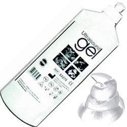 GEL ULTRASUONI TRASPARENTE - bottiglia 1lt - conf.12pz