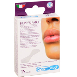 CEROTTO HERPES PATCH - conf.15patch