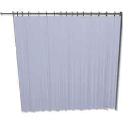 TENDA TREVIRA per Separè da parete - 225x180 cm - per braccio - azzurra