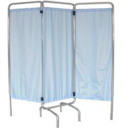 PARAVENTO 3 ANTE SENZA RUOTE - senza tenda