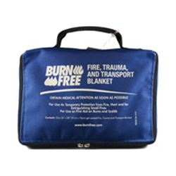 COPERTA BURNFREE® FUOCO/TRAUMI - 91x76cm