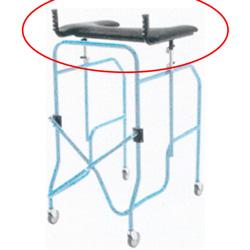 APPOGGIABRACCIA PER DEAMBULATORE ASCELLARE - supporto brachiale