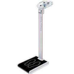 BILANCIA PESAPERSONE A COLONNA DIGITALE FITNESS SOEHNLE 7850 CON CALCOLO BMI - con stampante e USB - portata 180kg