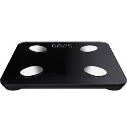 BILANCIA PESAPERSONE DIGITALE LIBRA MULTIFUNZIONALE BLUETOOTH CON CALCOLO BMI - portata 150kg - 8 memorie - bianca