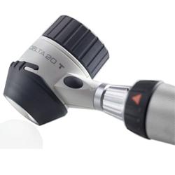 DERMATOSCOPIO DELTA 20T A LED 2,5V con manico Beta ricaricabile con USB e cavo USB - K-262.10.118