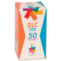 STRISCE PER GLUCOSIO per LETTORE LUX - conf.50pz