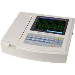 ELETTROCARDIOGRAFO ECG CONTEC 1200G - 12 DERIVAZIONI - 3/6/12 canali con display