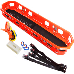 BARELLA BASKET - divisibile completa di accessori - 219x62,5xh.18cm - peso 16,2kg - portata 272kg