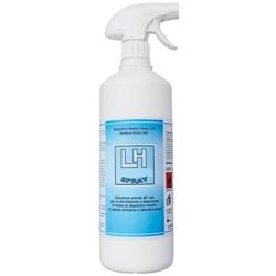 DISINFETTANTE A SPRUZZO SINERSAN per attrezzature e dispositivi medici - battericida, virucida e fungicida - 1000ml