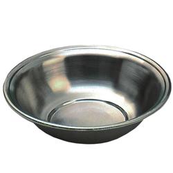 CATINO in acciaio inox - Ø 32cm - capacità 4lt