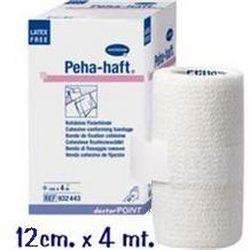 BENDA COESIVA PEHA HAFT - 12cmx4mt - latex free