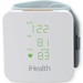 SFIGMOMANOMETRO MISURA PRESSIONE iHEALTH BP7 POLSO - wireless bluetooth con display