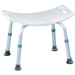 Sgabello doccia sedia per vasca da bagno portata 100kg - Sedia per vasca da bagno ...