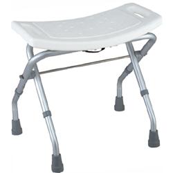 Sgabello doccia sedia per vasca da bagno pieghevole portata 100kg - Sedia per vasca da bagno ...