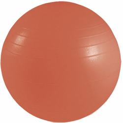 PALLA FITNESS DA ALLENAMENTO PSICOMOTORIA - diametro 55cm - rossa