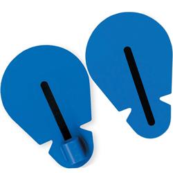 ELETTRODI ECG MONOUSO AMBU BLUE SENSOR SU - pregellati - lacrima - conf.1200pz
