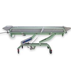 BARELLA DA DOCCIA elettrica - 200x74,6xh.75,3-110,8cm - Portata max 190kg