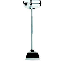 BILANCIA PESAPERSONE A COLONNA SECA 700 MECCANICA CON ALTIMETRO - portata 220kg - altimetro 60/200cm