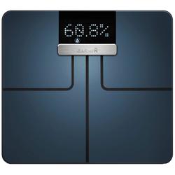 BILANCIA PESAPERSONE DIGITALE INDEX SMART GARMIN IMPENDENZIOMETRO Bluetooth, Wi-Fi - portata 182kg - nero