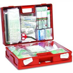 KIT PRIMO SOCCORSO VALIGETTA MULTISAN SPORT - 44,3x33,8x14,7cm - ideale per il soccorso agli sportivi