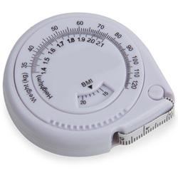METRO MISURATORE BMI PER CIRCONFERENZE CORPOREE A NASTRO - lunghezza 150cm