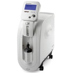 CONCENTRATORE DI OSSIGENO YUWELL - 5 litri - con funzione nebulizzante a bassa rumorosità